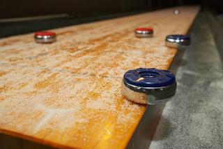 SOLO® Shuffleboard Movers Sparks, Nevada.